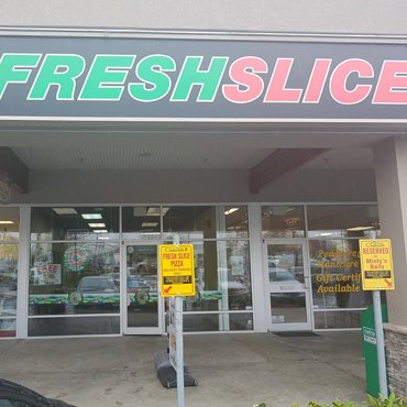 Dont Miss The Chance To Try Freshslice Pizzas Perfect