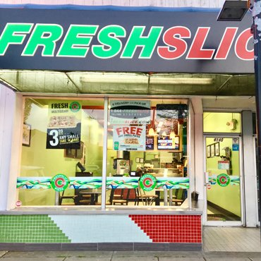 FreshSlice Pizza 4140EHastings